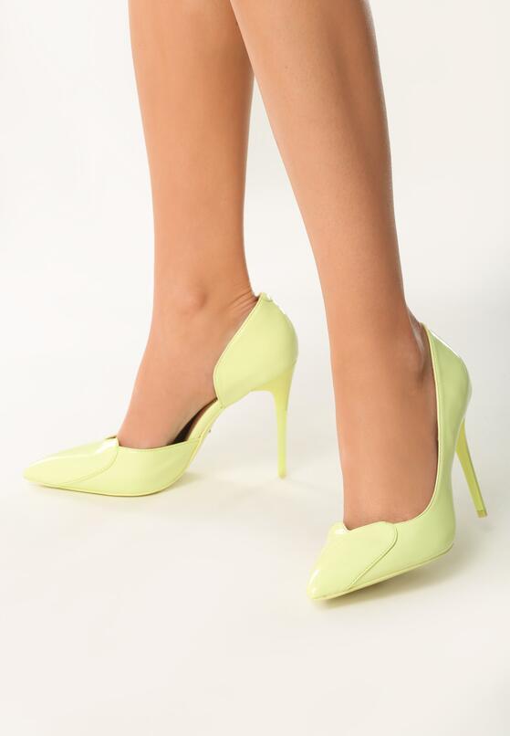 Салатові Туфлі