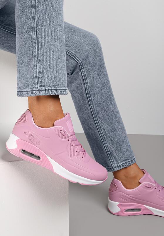Розовые Кроссовки