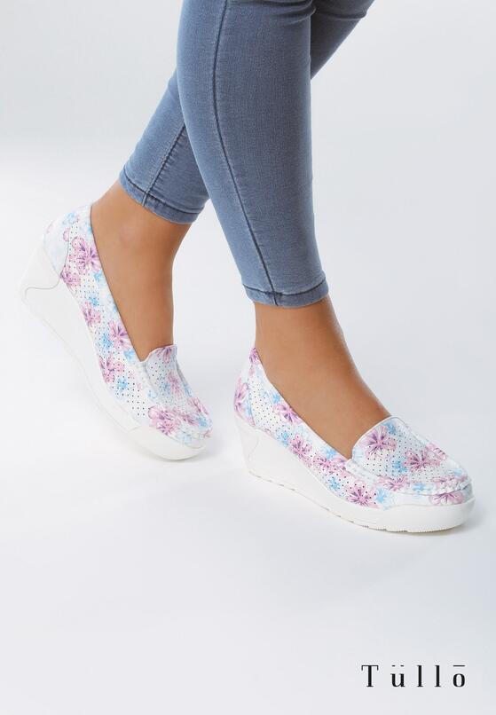 Фіолетові Туфлі