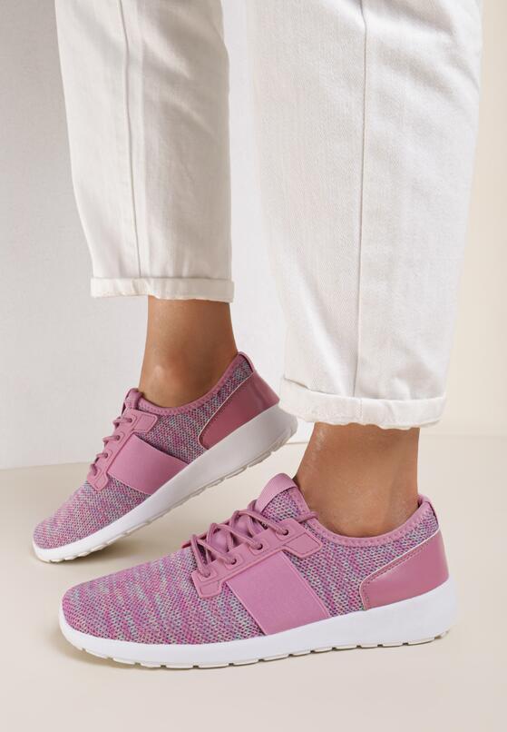 Рожеві Кроссівки