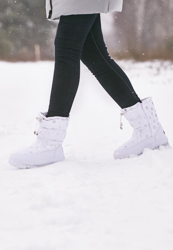 Білі Сноубутси