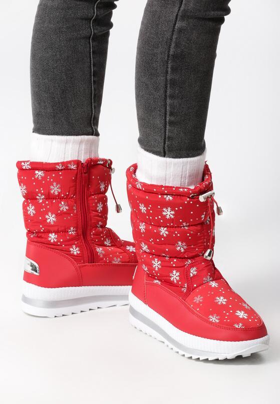 Червоні Сноубутси