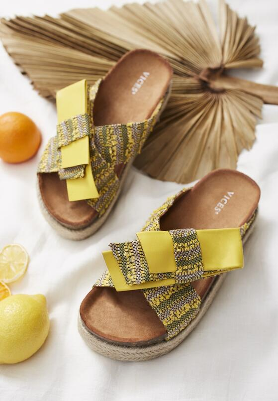 Желтые Шлепанцы