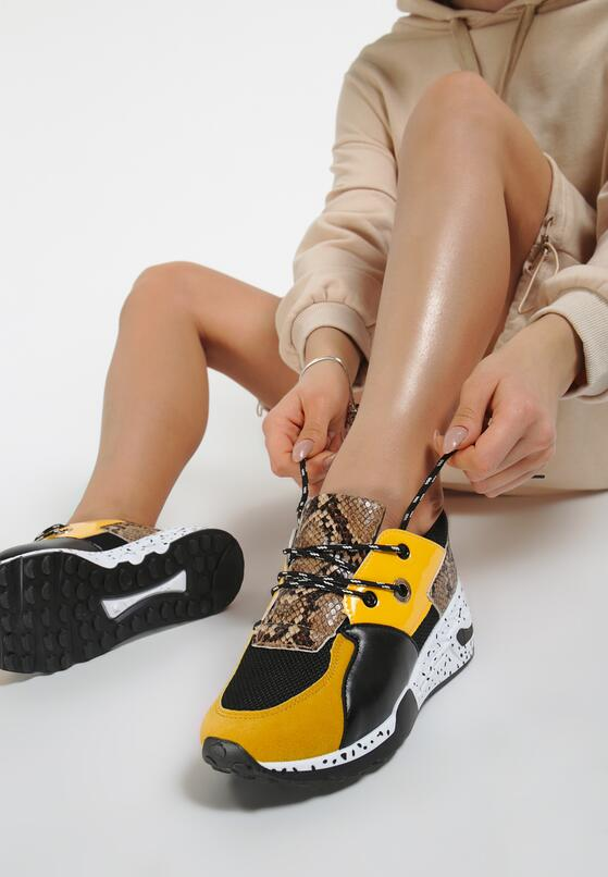 Желтые Сникерсы