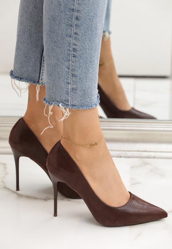 Коричневі Туфлі