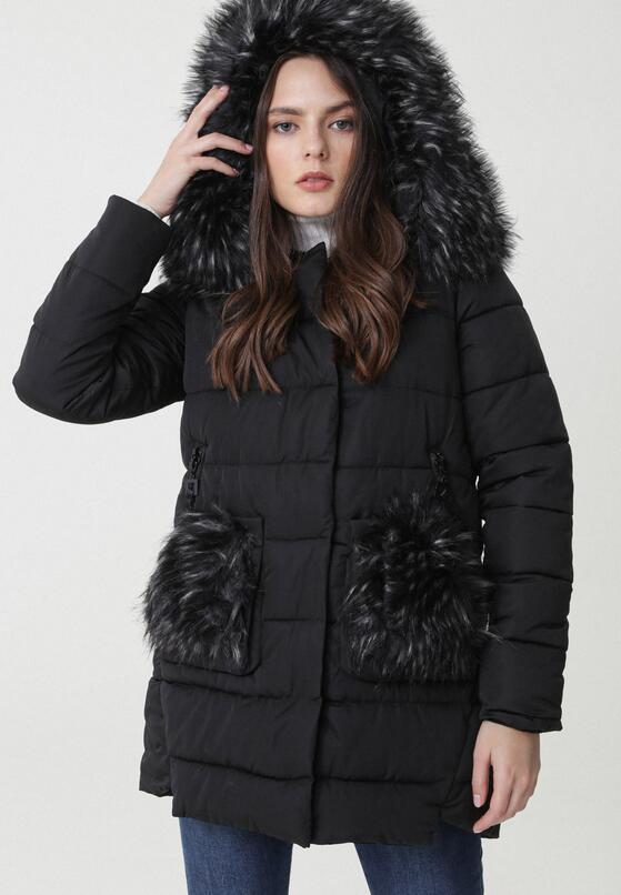 Чорна Куртка в Born2be.com.ua a62a5beaed442