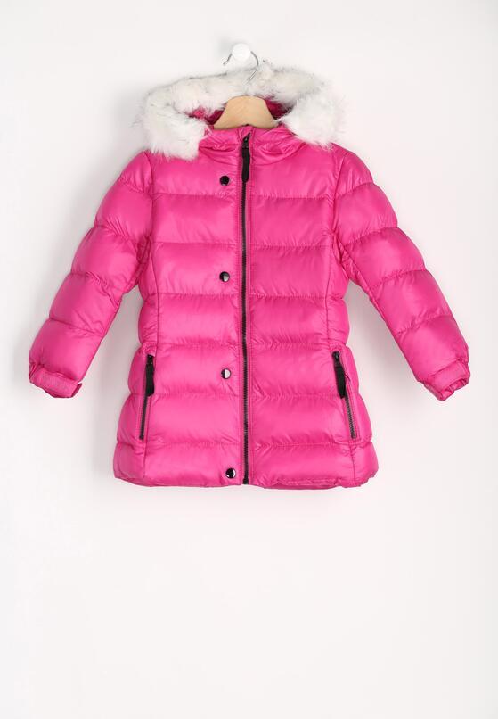 Фуксиновая Куртка