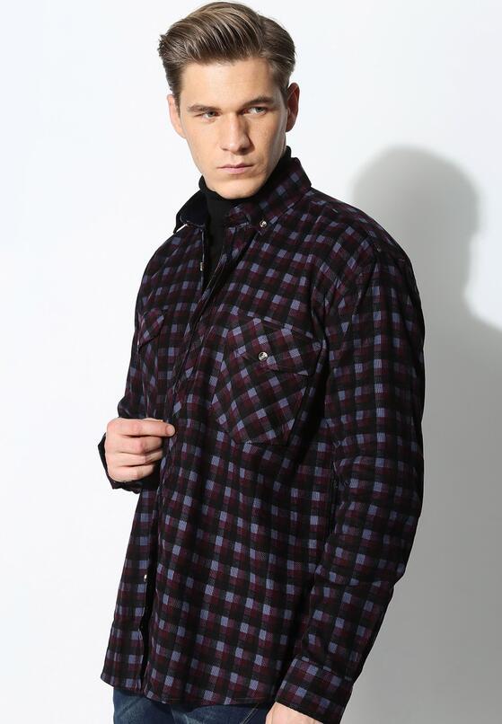 Бордовая Рубашка