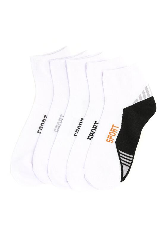 10-pack - Белые Носки