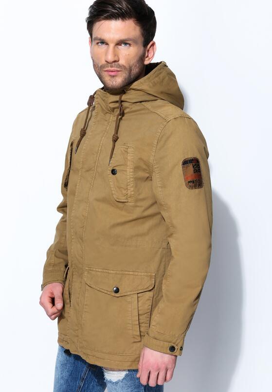Хаки Куртка