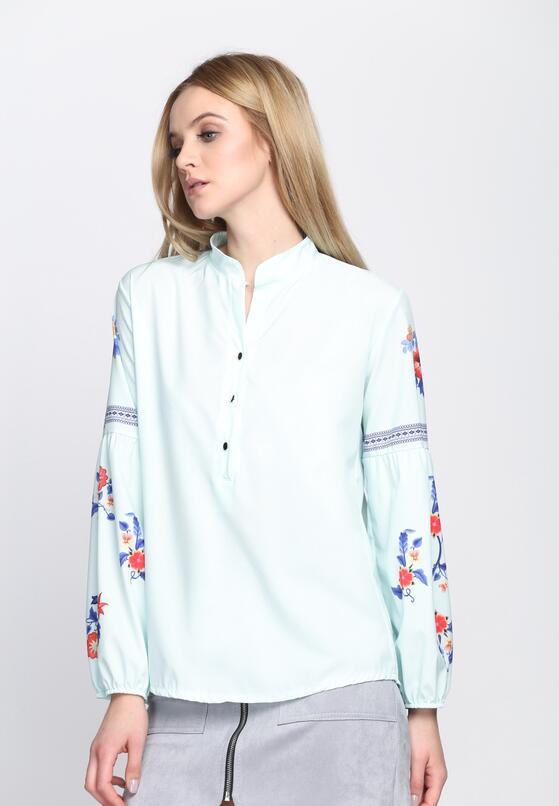 Мятная Рубашка