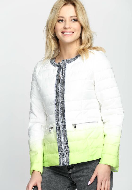 Лаймовая Куртка