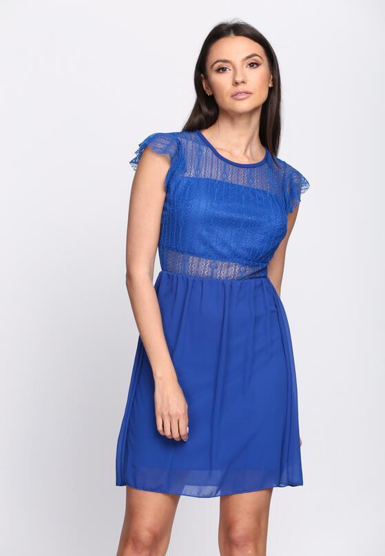 Кобальтовое Платье