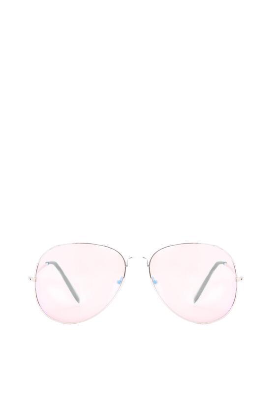 Зелено-Розовые Очки