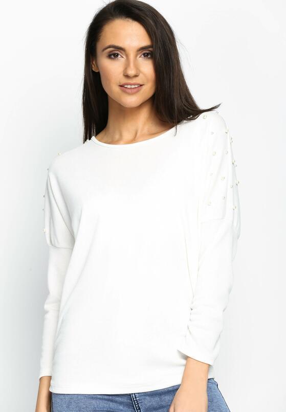 Белый Джемпер