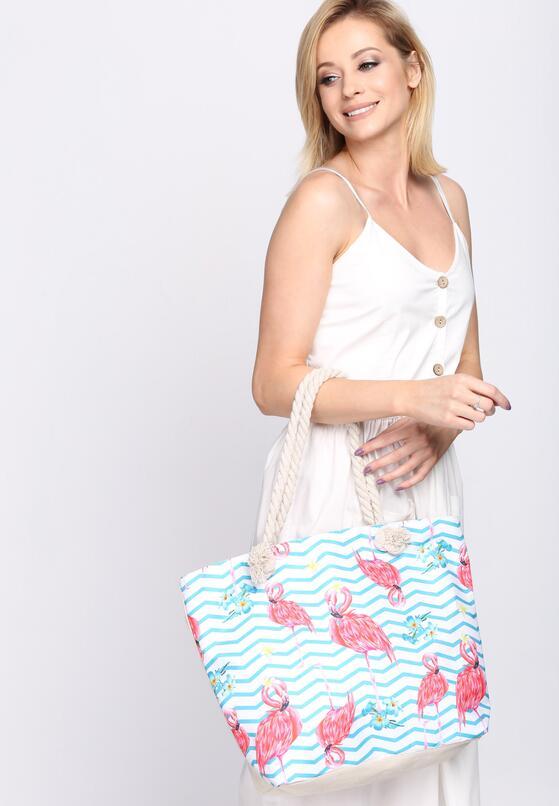 М'ятна Пляжна сумка
