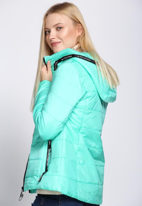 Мятная Куртка