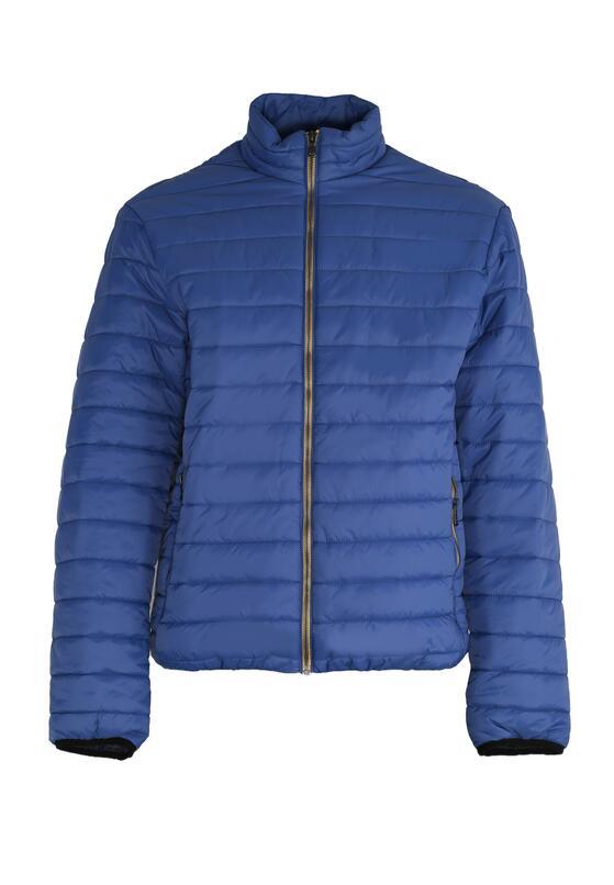 Темно-Синяя Куртка