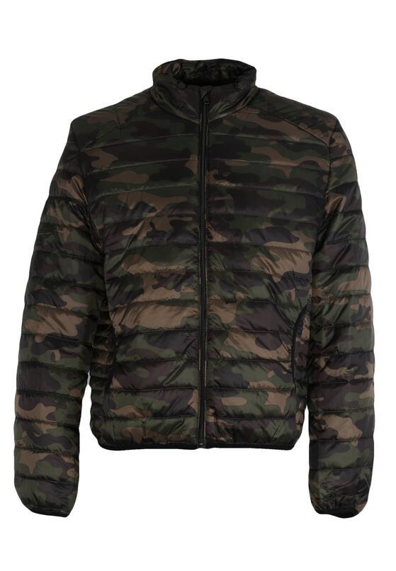 Камуфляжна Куртка