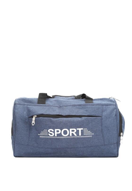 Блакитна Спортивна Сумка