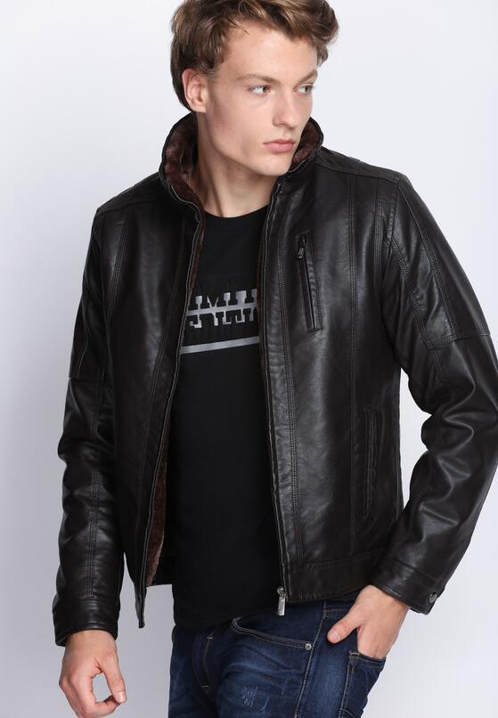 Коричнева Куртка