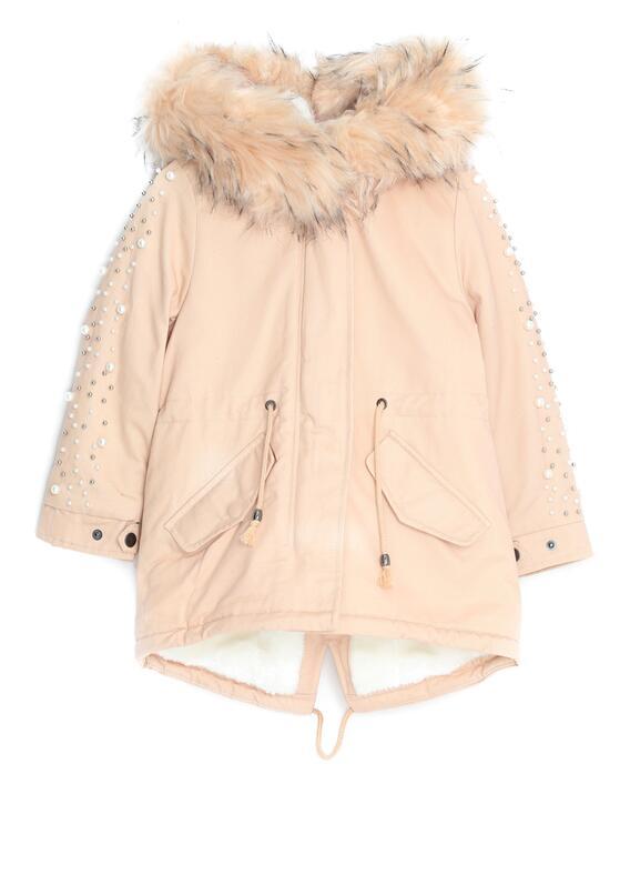 Персикова Куртка