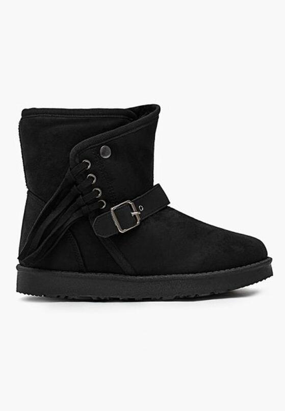 Черные Снегоходы