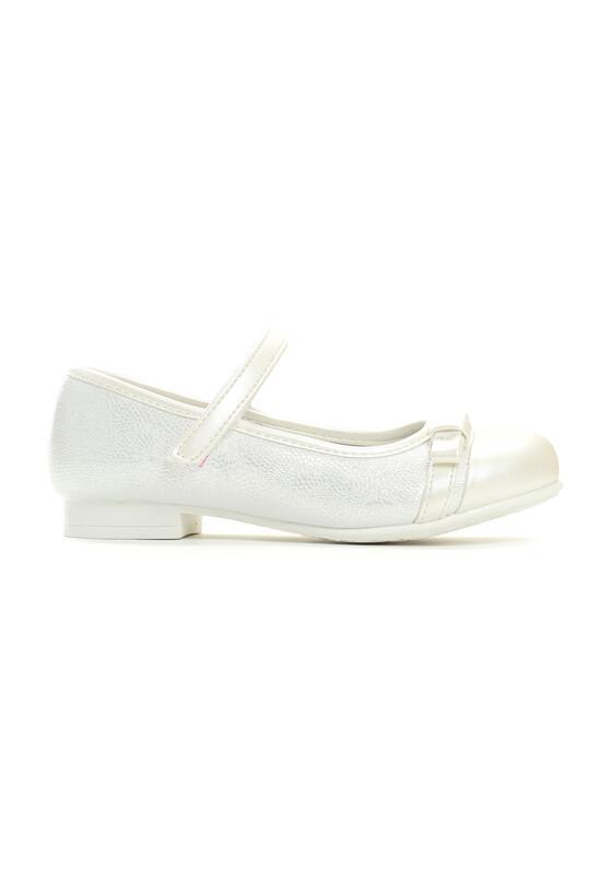 Білі Балетки