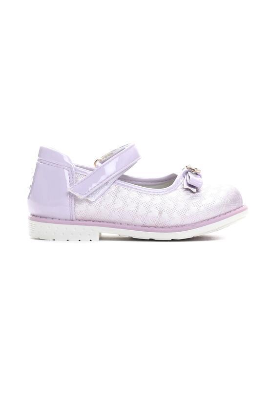 фиолетовые Полуботинки