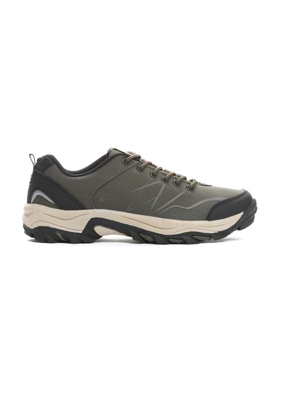 Хаки Треккинговые ботинки