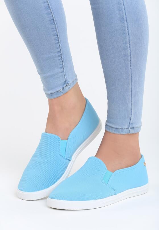 Блакитні Мокасини