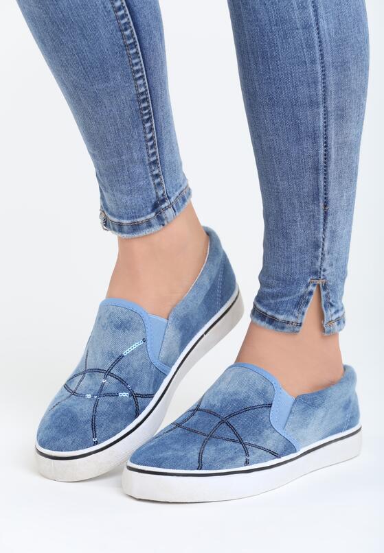 Голубые Слипоны