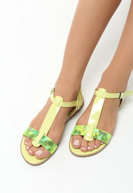 Зелені Сандалі