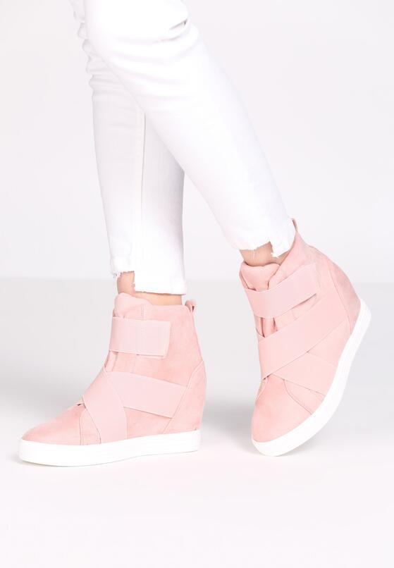 Розовые Сникерсы