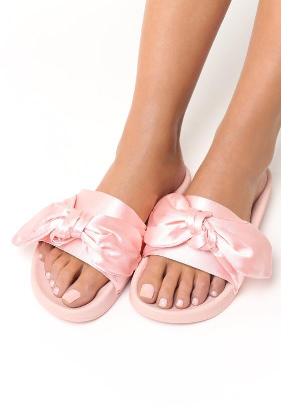 Розовые Шлепанцы