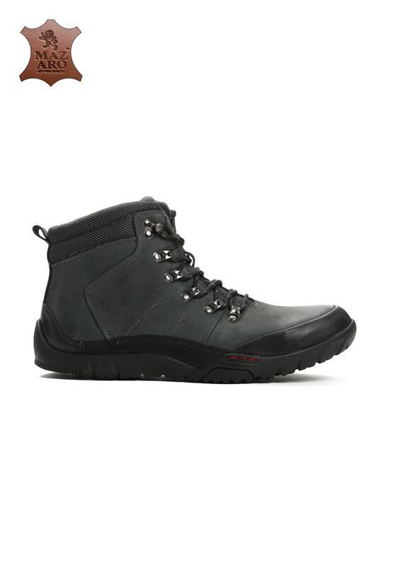 Темно-синие Треккинговые Ботинки