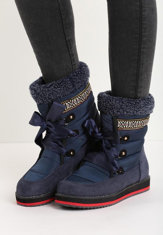 Темно-синие Снегоходы