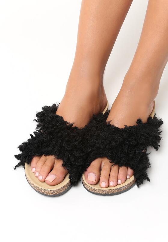 Черные Тапочки