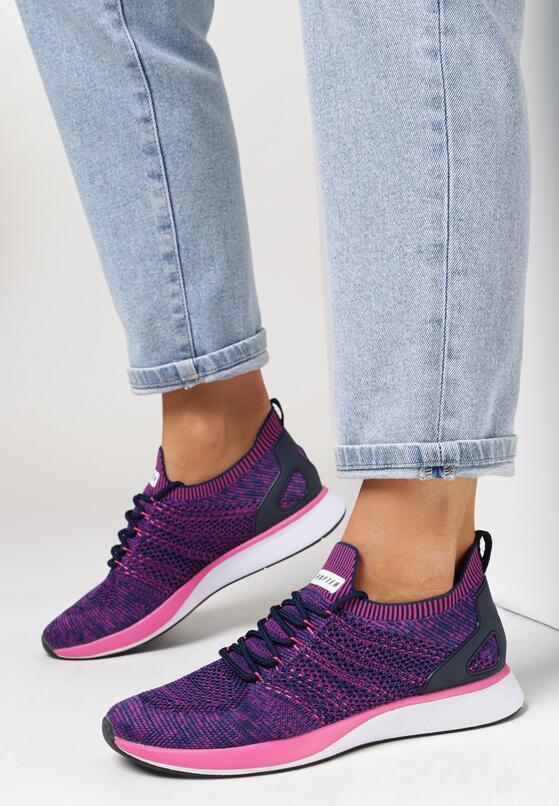Фіолетові Кросівки