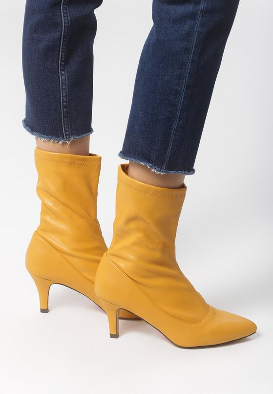 Желтые Сапоги