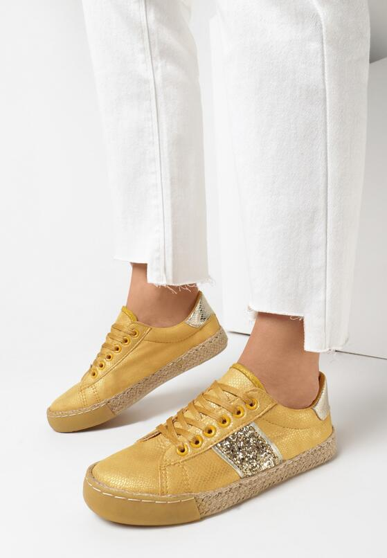 Желтые Kеды