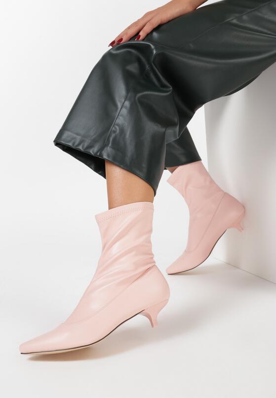 Розовые Сапоги