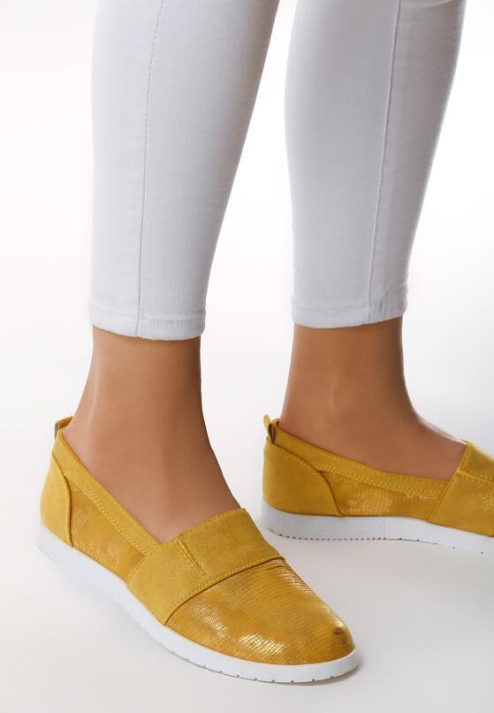 Желтые Слипоны
