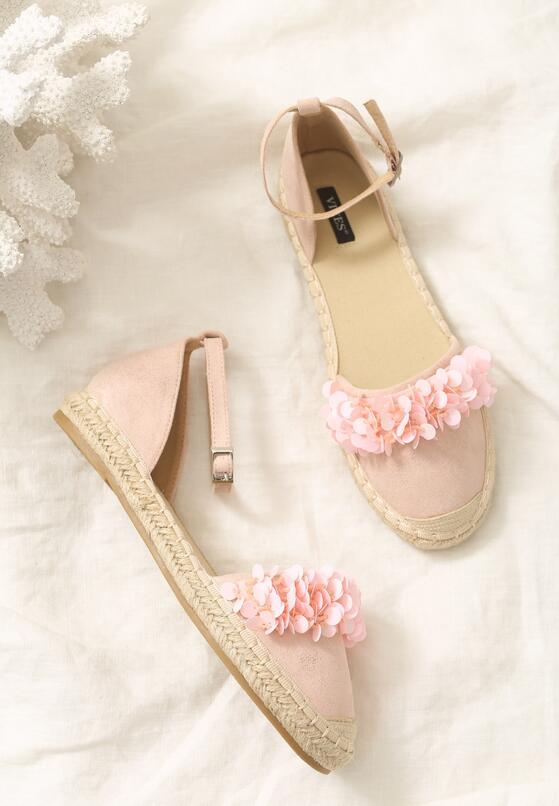 Розовые Эспадрильи