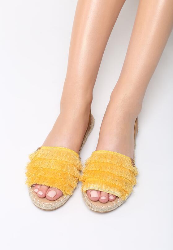 Желтые Сандалии