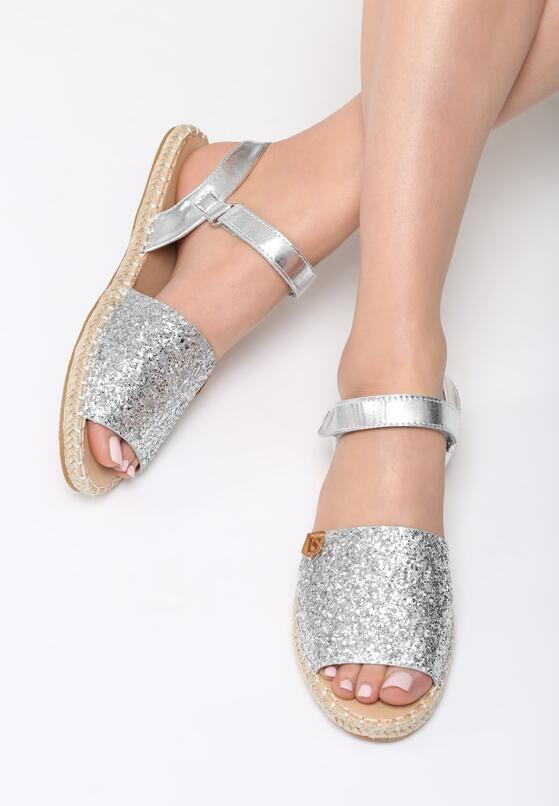 Серебряные Сандалии