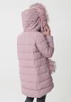 Розовая Куртка