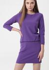 Фіолетова Сукня