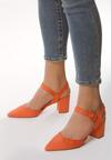 Оранжеві Босоніжки