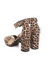 Леопардові Босоніжки